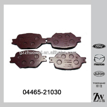 TOYOTA CELICA/COROLLA/MATRIA Brake Pad Set,Disc Brake 04465-21030