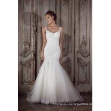 (XF161-31) Русалка свадебные платья Китай