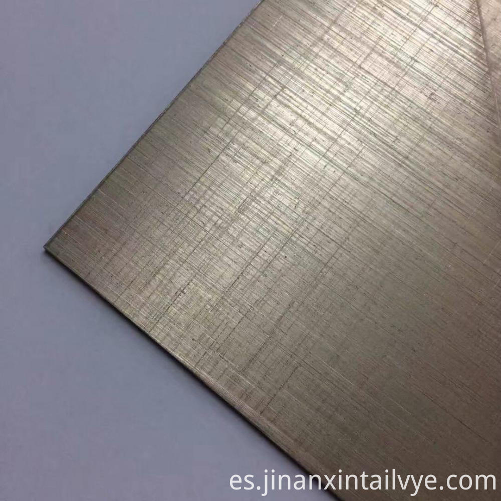 Aluminum Plate for Satellite