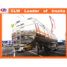 Trailer Manufacturer 50000L Three Axles Fuel Tanker Trailer for Sale