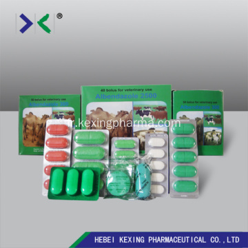 Albendazole Tablet 250mg Bovins