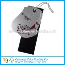 Jeans papier hant tag papier à lessive