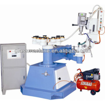 Máquina de vidro YMW1 para moagem e polimento de vidro de diferentes formas