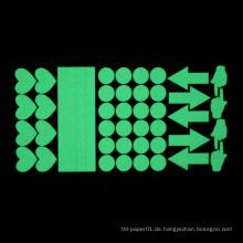 Billige Vinyl Schlafzimmer Dekoration Glow In The Dark Aufkleber Custom