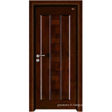 Porte intérieure en bois (LTS-304)