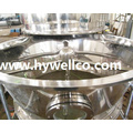 Efisiensi Tinggi Fluidized Bed Drying Machine