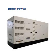 Chinese DOTON Brand 50KW Silent 62KVA Diesel Generator Low Price