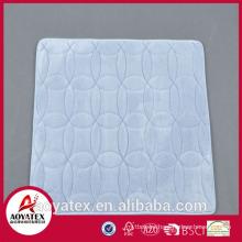 Water absorbent memory anti-slip foam bath mats floor mats