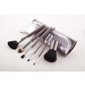 6pcs Professional Vegan Travel Kosmetik Make-up Pinsel gesetzt
