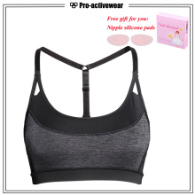 Sexy Women Clothes High Quality Quick Dry Yoga Bra