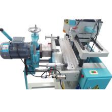 Maquina de procesamiento de ranura de orificio de bloqueo para aluminio