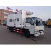 Veículo de transferência de resíduos médicos JMC 4x2