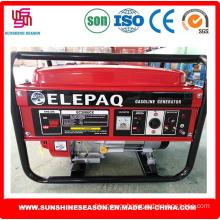 Elepaq Brand Gasoline Generator (EC3000CX) for Home Power Supply