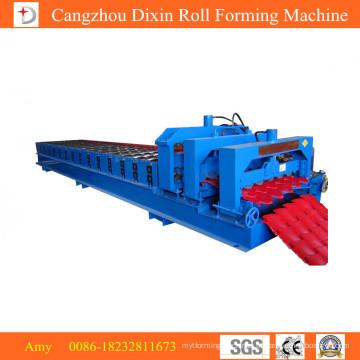 Máquina Formadora de Rolos de Azulejo Esmaltado de Alta Qualidade