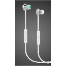 Auricular Bluetooth del deporte, auricular pequeño auricular del gabinete del metal del vuelo.