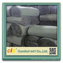 2015 Qualität PVC beschichtet Polyester Plane Stoff für LKW-Abdeckung