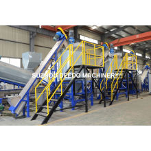 Pet Bottle Flaks Washing and Recycling Production Line