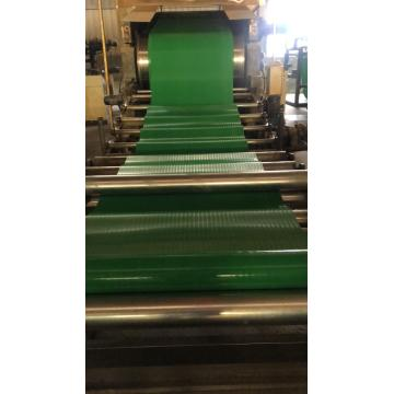 Skid Proof Rubber Sheet Green