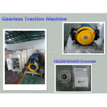 Traction machine type speed 1.75m/s residential lift elevator