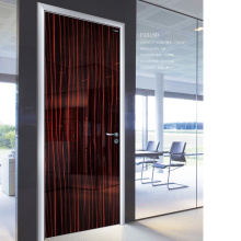 Guangzhou Modern Design Glossy Swing Tür