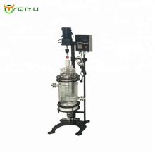Factory outlet 5L-200L vacuum filtration glass funnel Vacuum Filter Glass Reaction System
