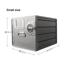 Aviation aluminium food container box