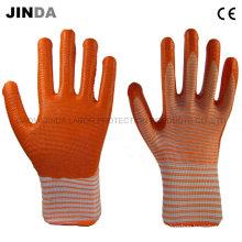Защитные продукты Перчатки для работы с нитриловым покрытием (U202)