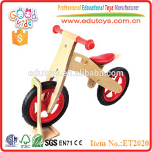 "12"" EVA Wheels Balanced Wooden Bicycle EN71 Standard"