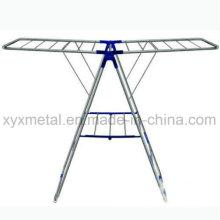 Chinesische Hersteller Versorgung billiger Metall Rack Kleidung Airer