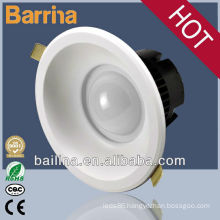 2013 energy saving color changing led downlight 3w