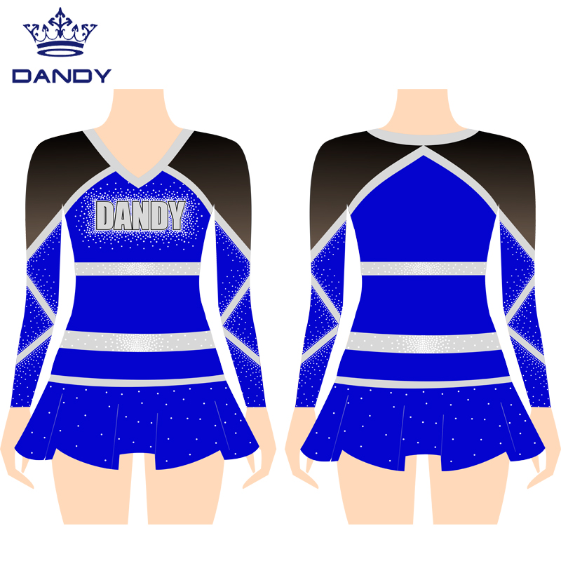 high school cheer outfit