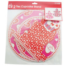 gift and craft cup cake paper moudle stand