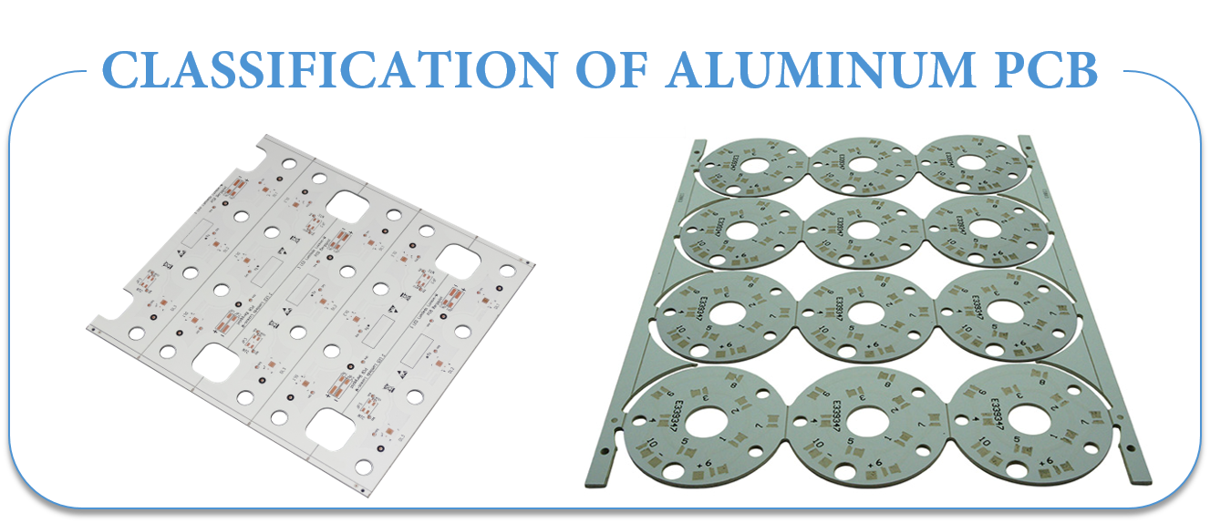 CLASSIFICATION OF ALUMINUM PCB | JHYPCB