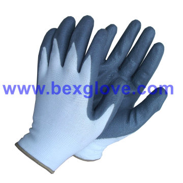 Nitrile Foam Glove, Guante de Trabajo