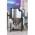 Stainless Steel Plastic Pellets mixer with Drying