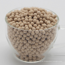 Peneira molecular 4A ISO9001-2008 com excelente adsorção de água