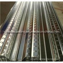 Folha de decks de piso de aço galvanizado (YX51-240-720)