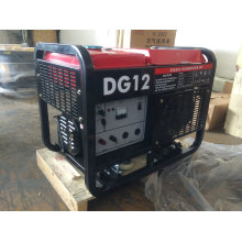 10kw Two Cylinders Water Cooled Open Diesel Generator Ce ISO