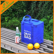 non woven insulated lunch cooler food package