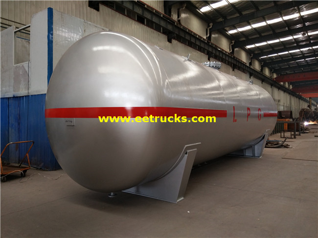 60000L Domestic LPG Tanks