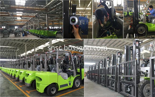 SNSC Forklift
