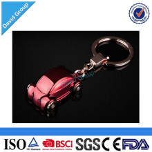 Chinese New Products Supplier Customized Logo Printing Car Shaped Keychain