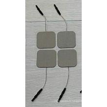 Électrode auto-adhésive 50 * 50mm Tens Pad