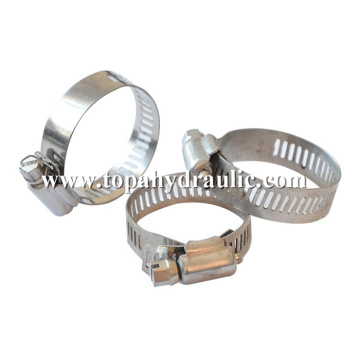 American hose steel parallel groove clamp