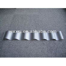 plaques de toiture ondulée
