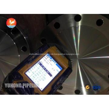 Blinde A182 F317 / 317L RF ANSI B16.5 Flansch