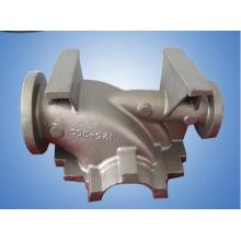 high quality lost wax cast stainless steel casting pump parts