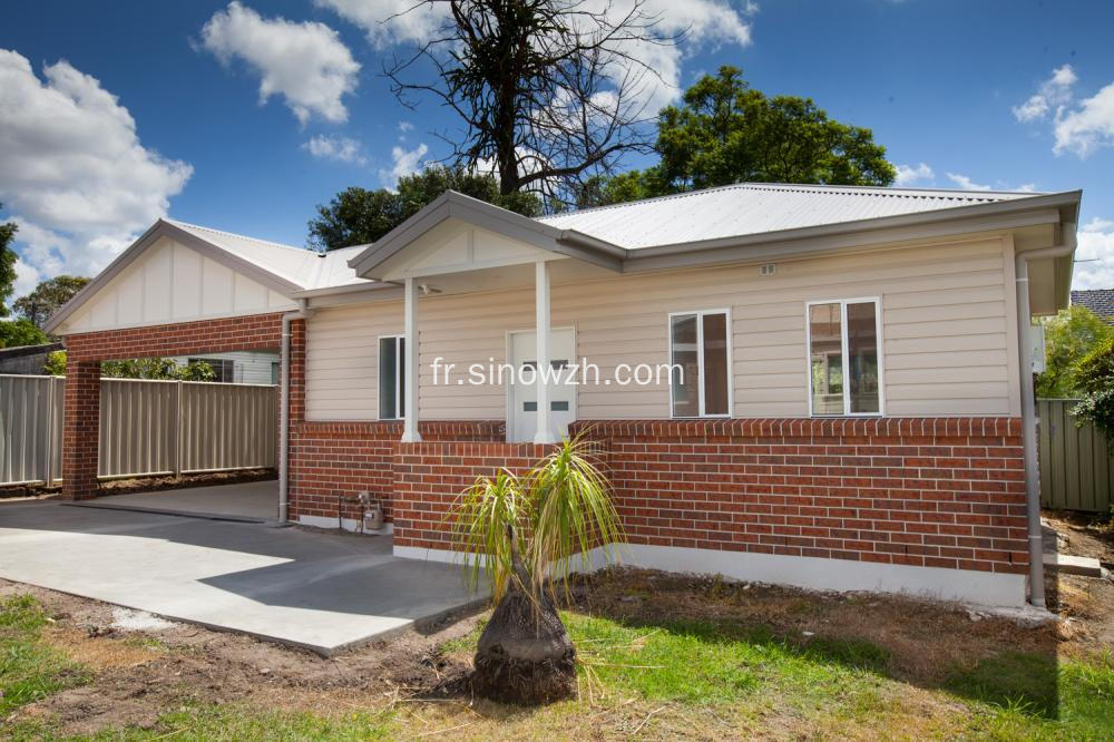 AS Standard Small Australie Granny Flat