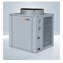 Evi Air Source Heat Pump for Low Temperature