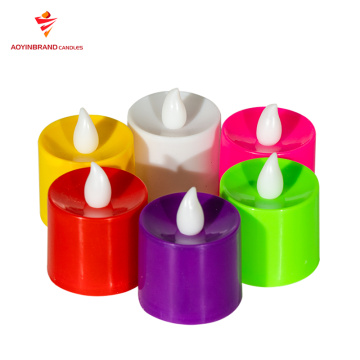 κερί led flameless led led candle